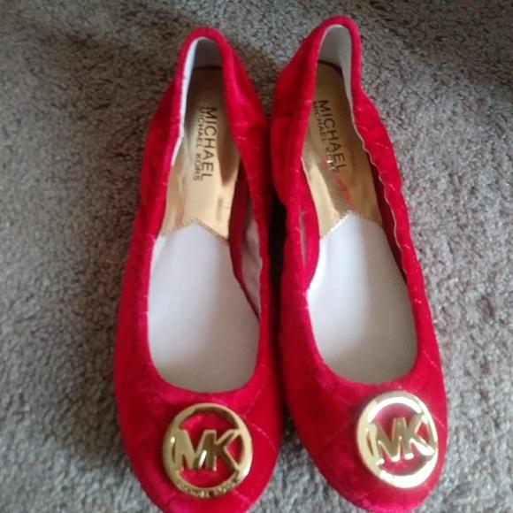 Michael Kors Shoes | Velvet Ballet